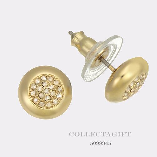 ed4a42eac Swarovski Stone Stud Pierced Earrings - 5098345 for sale online | eBay