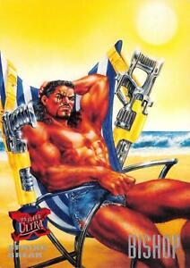 BISHOP-X-Men-Fleer-Ultra-1995-BASE-Trading-Card-141