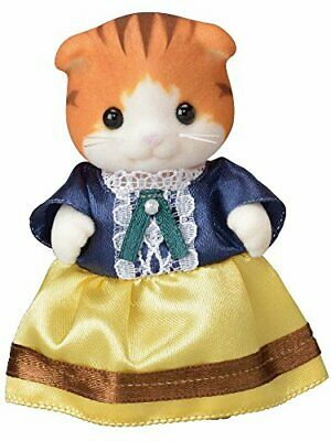 Mother of Sylvanian Families dolls maple cat