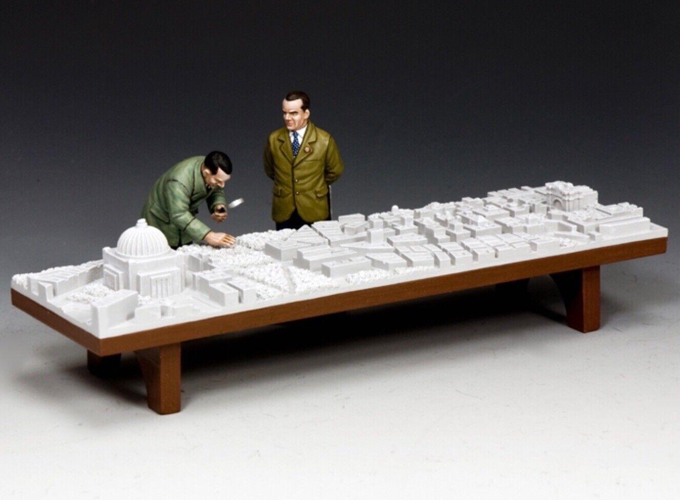 LAH193 WW2 Inspecting Germania Set Mint In Box LAH 193 193