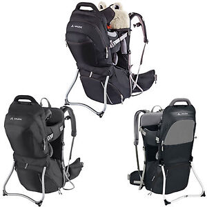 Vaude-Shuttle-Comfort-Premium-Base-Kindertrage-Babytrage-Kraxe-Trage-NEU-TOP