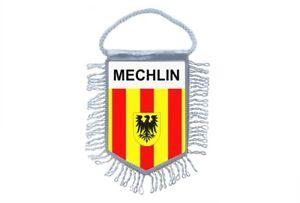 Mini-banner-flag-pennant-window-mirror-cars-country-banner-mechelen-belgium