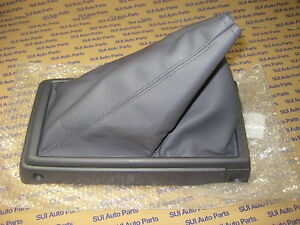 Toyota Tacoma  4x4 5spd Leather Console Shift Boot NEW OEM 1995-2000 Blue Gray