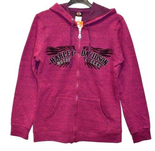 Chesterfield Midnight Harley New Davidson® Harleyworld Hoody Womens Dealer Name OFORpqnH