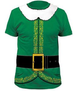 Elf-Costume-Christmas-Adult-T-Shirt