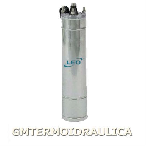 """Motore LEO per elettropompa sommersa da 4/"""" HP2  V220 MONOFASE mod 4M20M"""