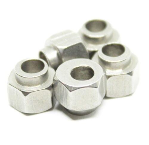 ECCENTRICO DISTANZIATORE 10mm-Hex 1//4 pollici 6.35mm//6mm per V-Rotaie Slot