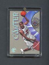 1998-99 SkyBox E-X Essential Credentials Vince Carter Rookie RC 66/89