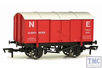 4F-013-015 Dapol OO Gauge Gunpowder Van NE 71432