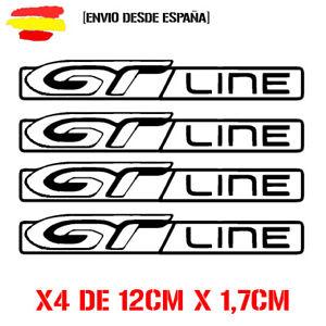 GT-LINE-308-208-SPORT-PEUGEOT-kit-de-4-STICKER-VINIL-DECAL-12CM