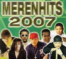 Merenhits 2007 CD, Merengue, Nice!