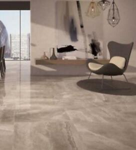 New arrival !!  Polished porcelain tile one color !!  $2.49 SF. Windsor Region Ontario Preview