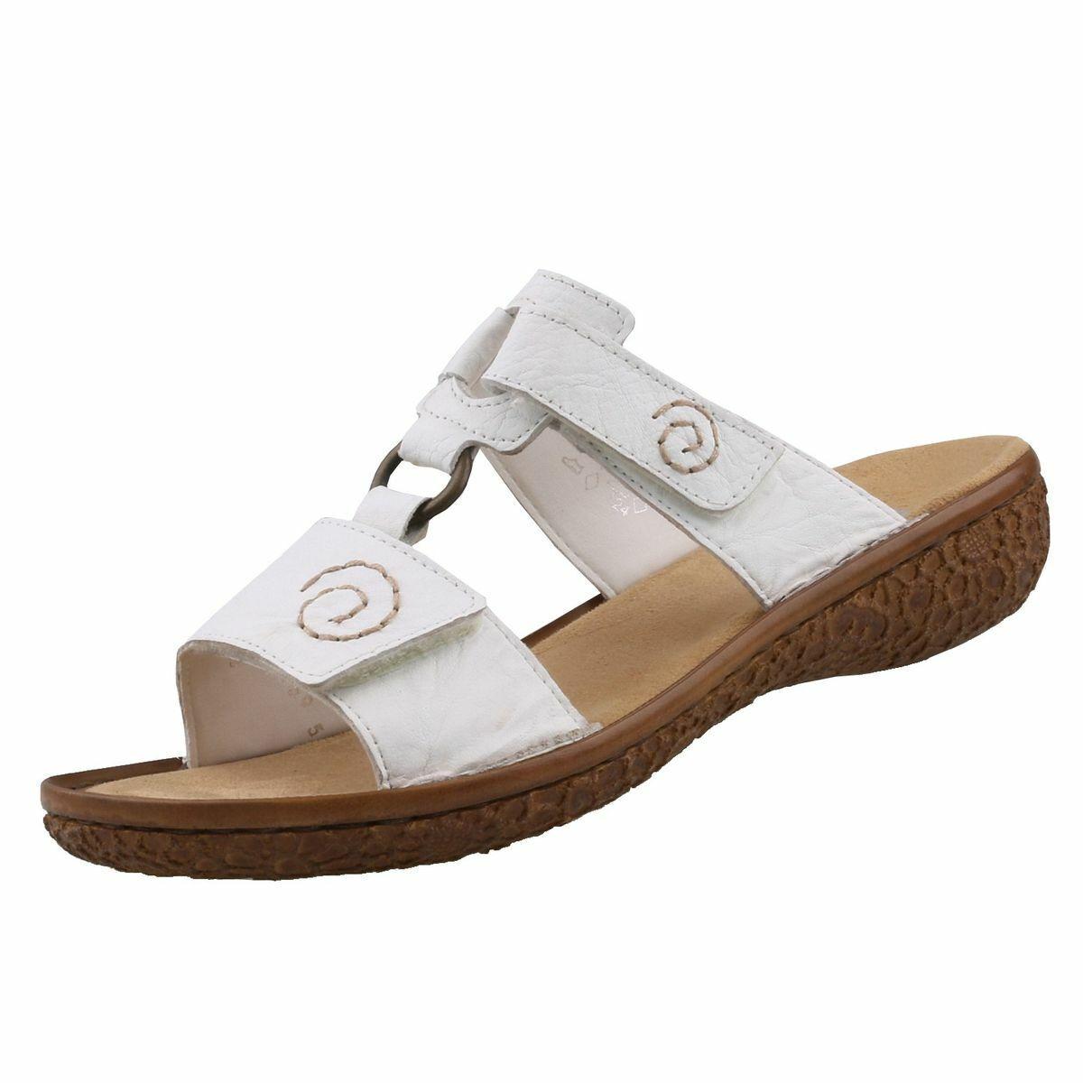 Nouveau Rieker Rieker Rieker Chaussures Femmes Chaussures Mules Sabots Femmes-Sandales Sandales 009358