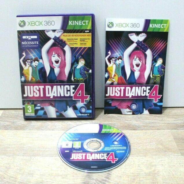 Microsoft Xbox 360 - Just Dance 4 - PAL