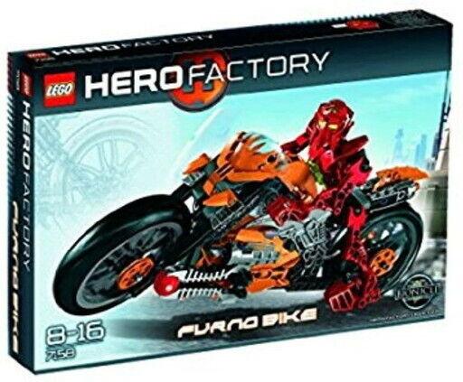 Lego Hero Factory Furno Bike