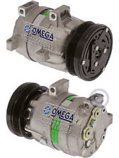 Pontiac AC Compressor / 1996 - 2001 Grand AM L4 2.4L / 96 - 01 Sunfire L4 2.4L