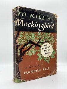To Kill a Mockingbird – First Edition – 12th Printing – HARPER LEE 1960