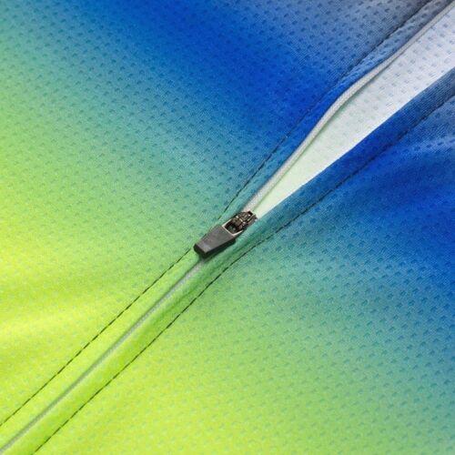 Men/'s Short Sleeve Cycling Biking Jersey Colorful Bicycle Bike Shirt Top S-5XL
