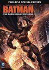 Batman Dark Knight Returns Part 2 DVD Standard Region 1 Shippin