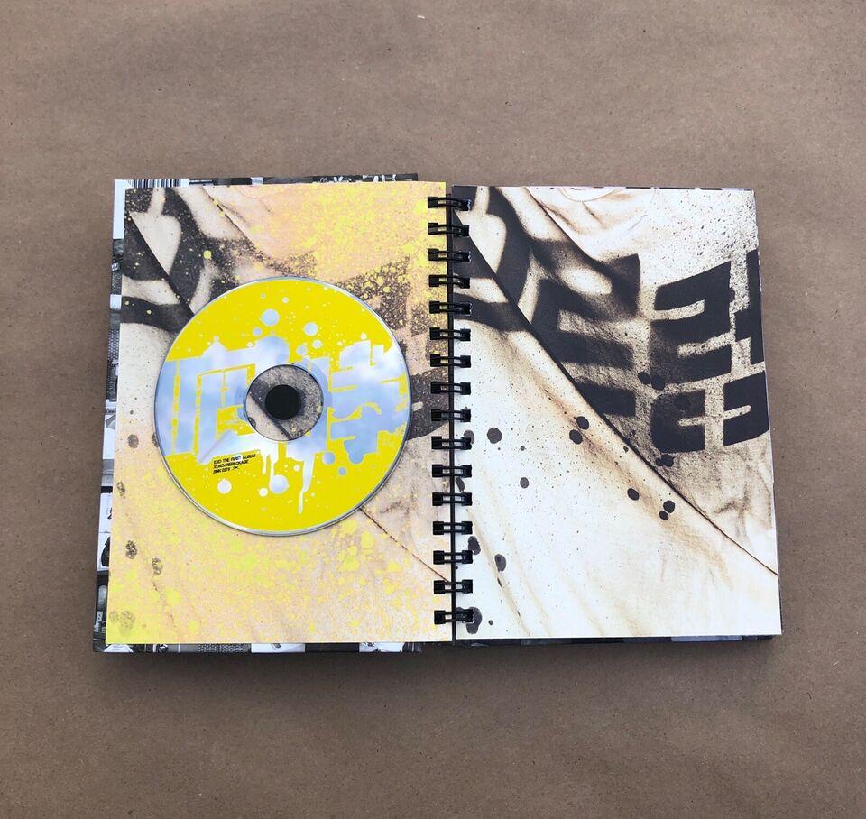 EXO: Vol. 1 Repackage - XOXO (Hug Version), pop