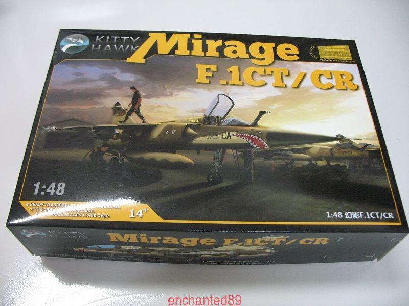 Kitty Hawk 80111 1 48 Dassault Mirage F.1CT CR New