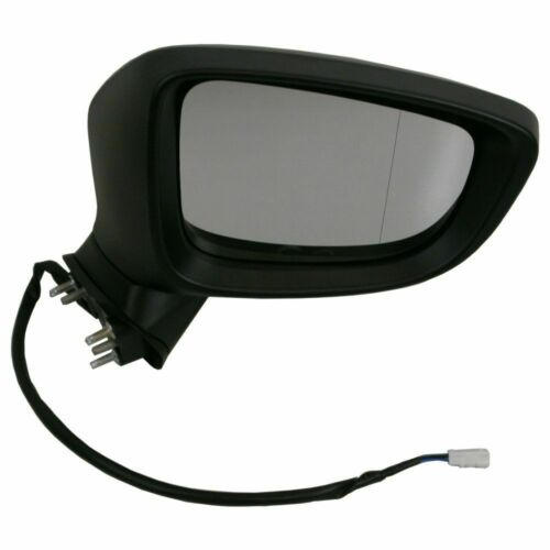 Paintable O//S RIGHT 2012/>2016 Mazda 6 Drivers Side Electric Door Mirror