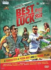 BEST OF LUCK - NEW BOLLYWOOD DVD