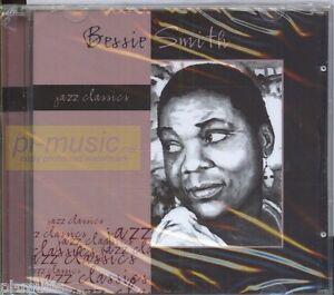 BESSIE-SMITH-JAZZ-CLASSICS-CD-sealed-from-Poland