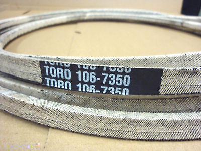 Toro 106-7350 PTO to Deck Belt