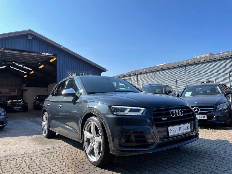 Audi SQ5 3,0 TFSi quattro Tiptr. 5d - 1.969 kr.