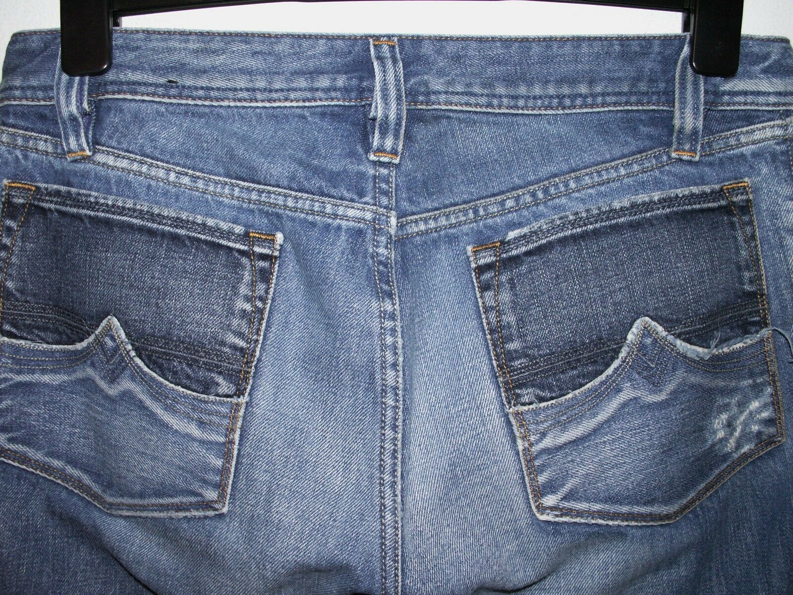 Diesel zaf bootcut jeans wash 00796 W32 L30 (a3893)