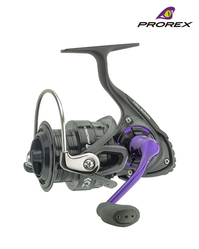 Daiwa Prorex 2000RA NEW Lure Fishing Front Drag Fixed Spool Reel  PX2000