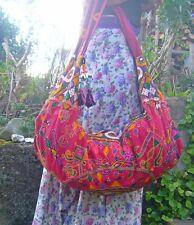 Ethnic Indian vintage kuchi Boho Gypsey Festival hippie Banjara shoulder bag