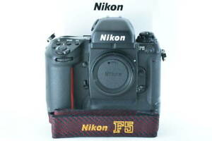 [Top MINT] Nikon F5 35mm SLR Film Camera Body (ny1624)
