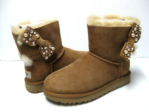 Ugg Mini Bailey Bow Ebay