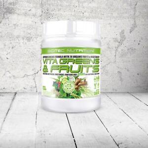 Scitec-Nutrition-Vita-Greens-amp-Fruit-Stevia-360g-apple