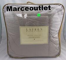 Item 3 Ralph Lauren Bronze Comfort TWIN Down Alternative Comforter Flannel  Grey(Beige)  Ralph Lauren Bronze Comfort TWIN Down Alternative Comforter  Flannel ...