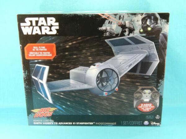 Star Wars RC Tie Fighter Advanced 2.4 GHZ Air Hogs