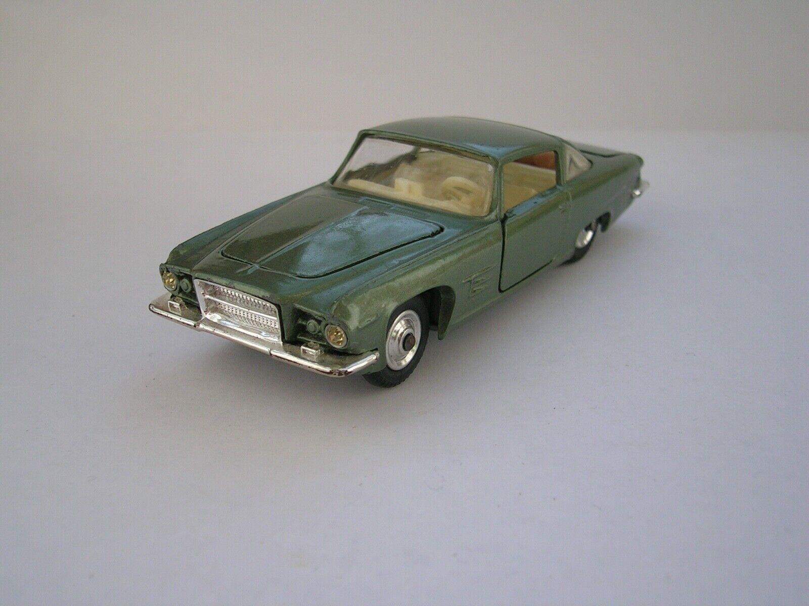 más orden Corgi Juguetes Ghia Ghia Ghia 6,4 litro en verde, Envío Gratis Intl  solo cómpralo