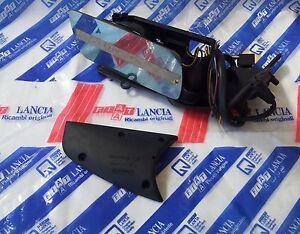 Specchietto-Retrovisore-Elettrico-Sinistro-Originale-Lancia-Delta-Dedra-82441200