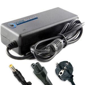 Alimentatore caricabatterie adattatore per portatile PACKARD BELL Easynote Th36