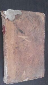 Liceo O Corso Di Letteratura J.F Laharpe Volume 6 / A. Coste Parigi 1813 E.C