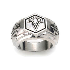 Assassin's Creed Ring High Quality Punk Rings For Men Vintage Game Fans