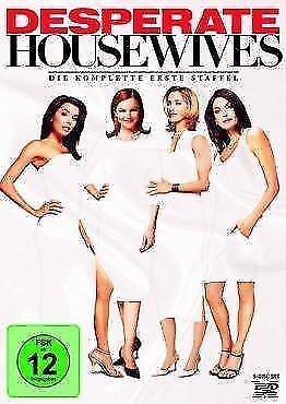 1 von 1 - Desperate Housewives - Die komplette 1. Staffel (2012)
