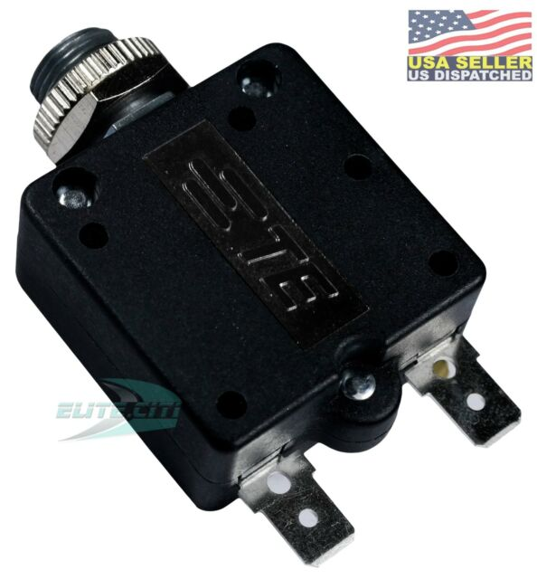 TE CONNECTIVITY POTTER /& BRUMFIELD   W58-XB1A4A-15   THERMAL CIRCUIT BREAKER