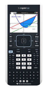 Texas Instruments TI-Nspire CX Graphing Calculator (N3/GC/1L1/B)