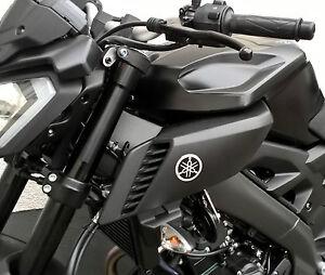 Yamaha-Mt-125-034-034-Revestimiento-Toma-de-Aire-Izquierda-Negro-Mate-034-034-Original
