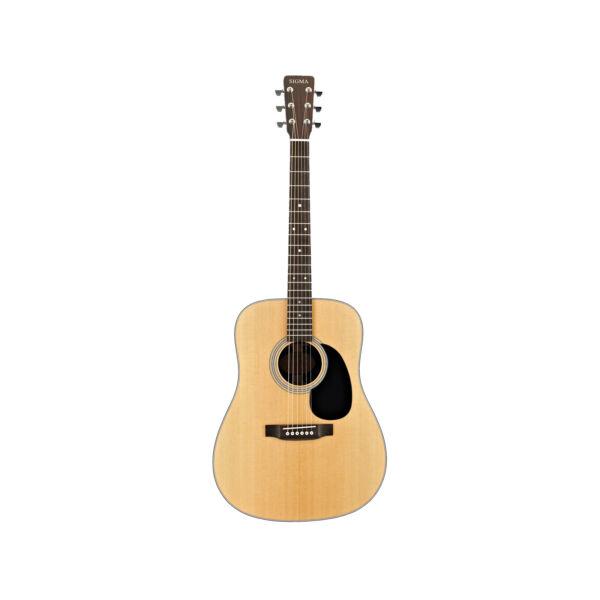 sigma acoustic sd28 acoustic guitar for sale online ebay. Black Bedroom Furniture Sets. Home Design Ideas