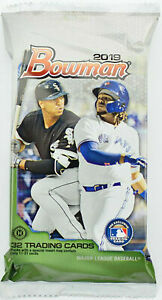 2019-BOWMAN-BASEBALL-JUMBO-HTA-HOBBY-PACK-1-w-CHROME-BRAND-NEW-FACTORY-SEALED