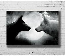 24x36 14x21 40 Poster Wolf Wild Nature Animals Art Hot P-1064